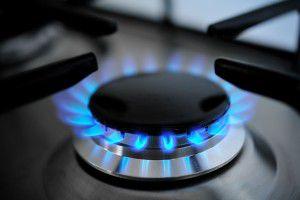 varenie na plynovom sporáku